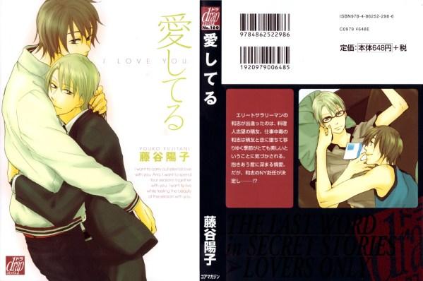 Aishiteru Cover